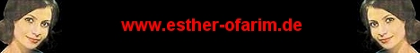 Banner of www.esther-ofarim.de